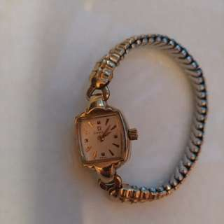 Omega Lady Winding Vintage Bracelet Watch