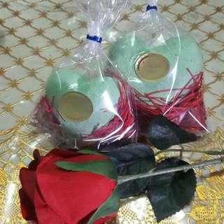 Nestling Bath Bombs