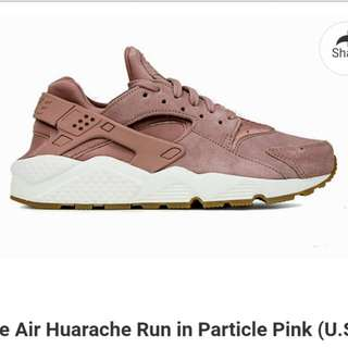Nike Air Huarache in Particle Pink