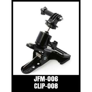 GP CLAMP WITH BALLHEAD JFM-006