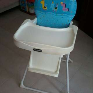 Lucky baby baby high chair