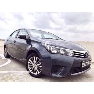 Toyota Corolla Altis 1.6 Auto Classic