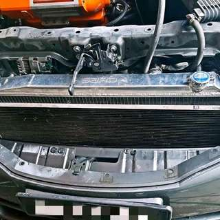 SARD Performance Aluminium Radiator
