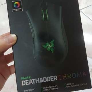 Razer Deathadder Chroma New