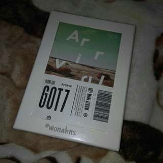 [WTS] GOT7's Flight Log: Arrival