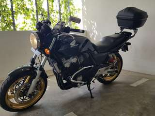 Honda super 4 cb400 spec 3