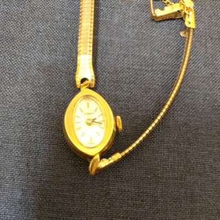 Tissot Lady Winding Vintage Watch
