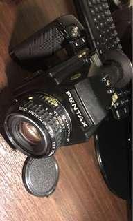 Pentax 645 + 75mm F2.8