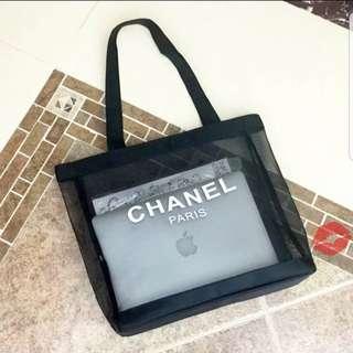 Chanel網款手提包