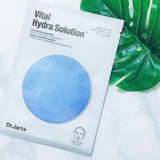 [INSTOCK] Dr Jart Vital Hydra Solution Mask