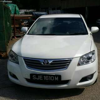 TOYOTA CAMRY 2.4(A) 2008 BODYKIT