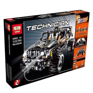 **Ready Stock, Self Collect** Lepin 20030 : Technic Ultimate Series The Off-Roader