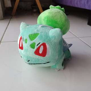 Bulbasaur Pokemon Soft Toy Plushie