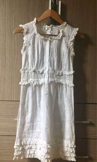 Kamiseta White Dress