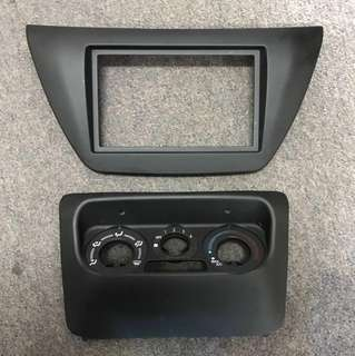 Lancer GLX CS3 Double Din Panel