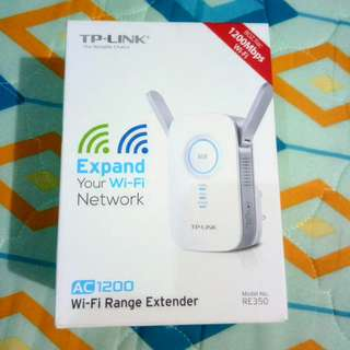 Wifi Range Extender RE350