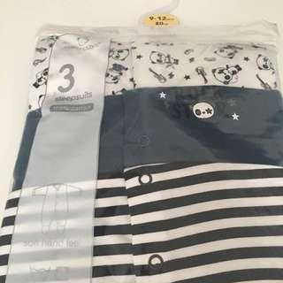 Primark Baby Sleepsuits Bodysuits