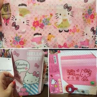 BNIB Hello Kitty Bags (Bundle)