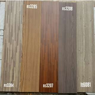 Lantai vinyl lotte 2mm bermacam warna