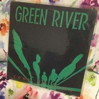 Green River Lp vinyl - original