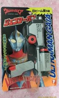 Ultraman Gaia Super gun  絕版 收藏品 咸蛋超人手槍