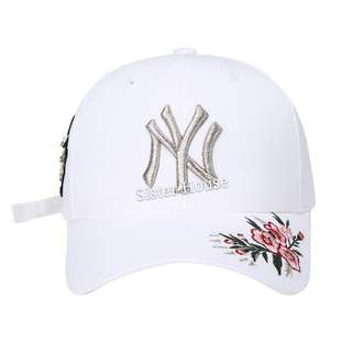 🇰🇷MLB Yankees New York Cap White 紐約白色帽