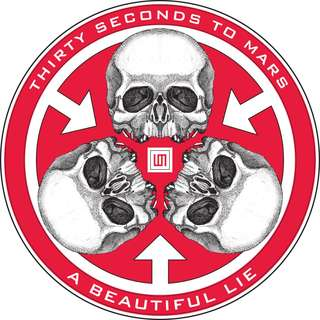 30 (Thirty) Seconds To Mars - A Beautiful Lie CD