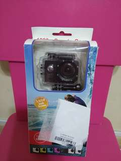 BN Waterproof Sports Camera Full HD1080p
