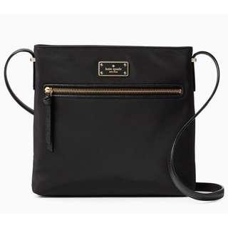 Kate Spade Wilson Road Nylon Dessi Crossbody Sling Bag Authentic