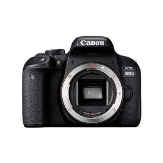 🚚 NEW Canon 800D Camera Body Only