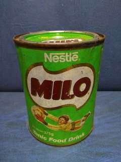 MILO Tin 1980's
