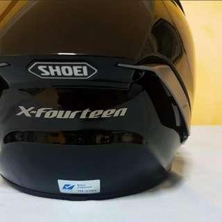 Shoei X-14 (gloss black)
