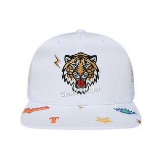 🇰🇷MLB Tiger Cap White 白色老虎帽