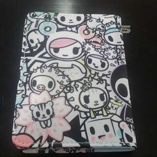 Tokidoki Pastel Pop Passport Holder