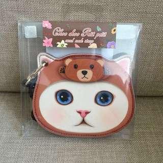 Choo Choo Petit Petit Card Neck Strap