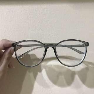frame kacamata korea grey