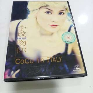 Coco lee in italy vcd (exculsive)