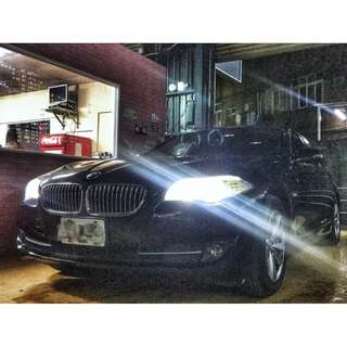 🔵 2012年 BMW F10 520i 總代理 汎德🔵
