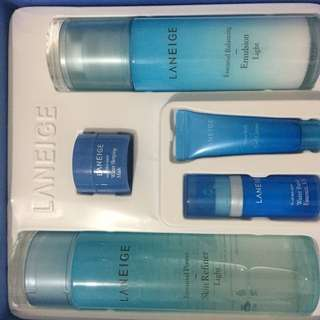 SKINCARE LANEIGE KIT ( LIGHT )