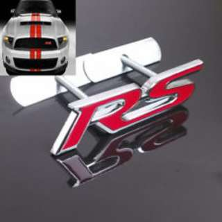 RS Emblem For Grill