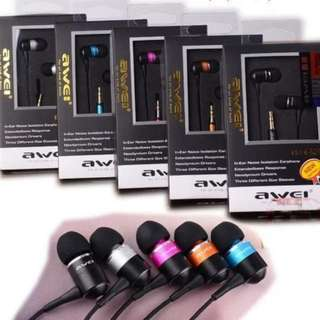 Awei Earpieces