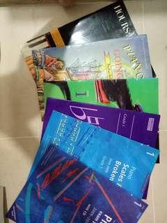 Grade 1 piano books