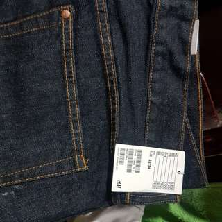 H&M mens denim pants