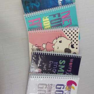 Life quotes notebooks