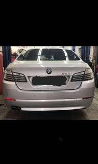 "BMW F10 ""Blackline"" LED Tail lights (LCI tail lights for Pre-LCI)"