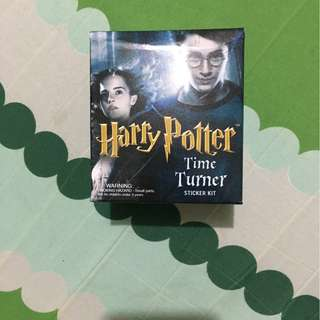 Harry Potter Time Turner with Sticker Book
