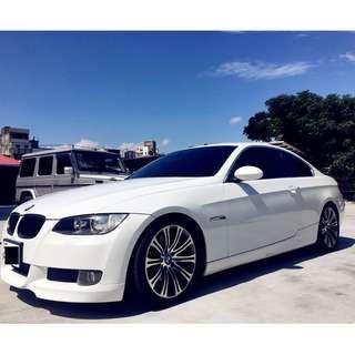 🔵 2007 BMW E92 335CI 基本改🔵