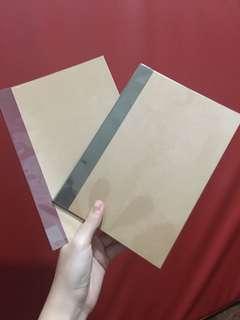Muji A5 Notebook