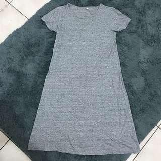 Muji Midi Shirt Dress