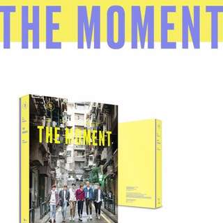 JBJ 1st Photo- The Moment
